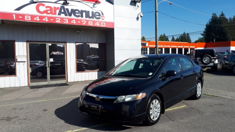 Honda Civic Sdn 2008 price $7,999