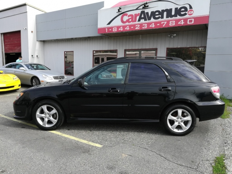 Subaru Impreza Wagon 2006 price $4,999