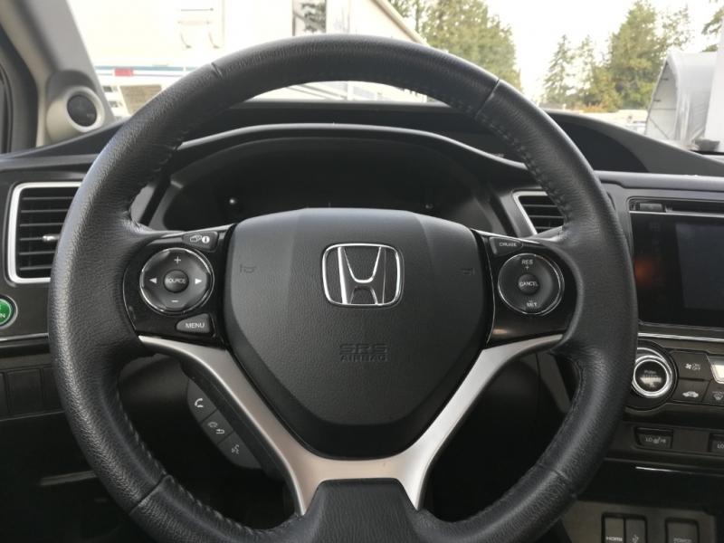 Honda Civic Sedan 2014 price $14,999