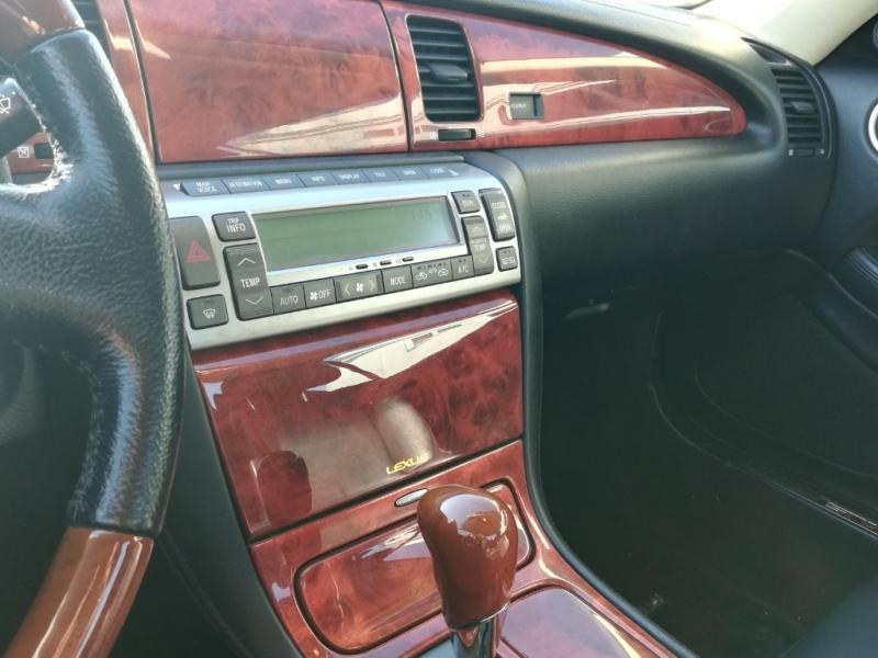 Lexus SC 430 2003 price $16,999