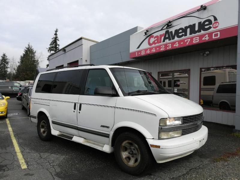 Chevrolet Astro Passenger 1998 price $999
