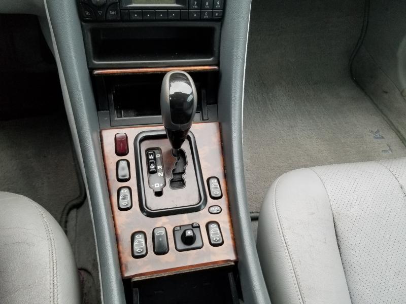 Mercedes-Benz CLK-Class 2003 price $4,999