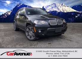 BMW X5 M Sport -- AWD! LOCAL! FULLY LOADED! 2011