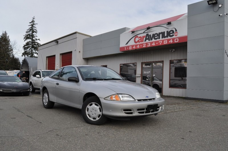 2002 Chevrolet Cavalier -- BC ONLY!