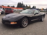 Chevrolet Corvette Z06--LOW KMS! LEATHER! 2004