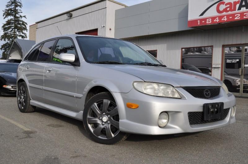2002 Mazda 5
