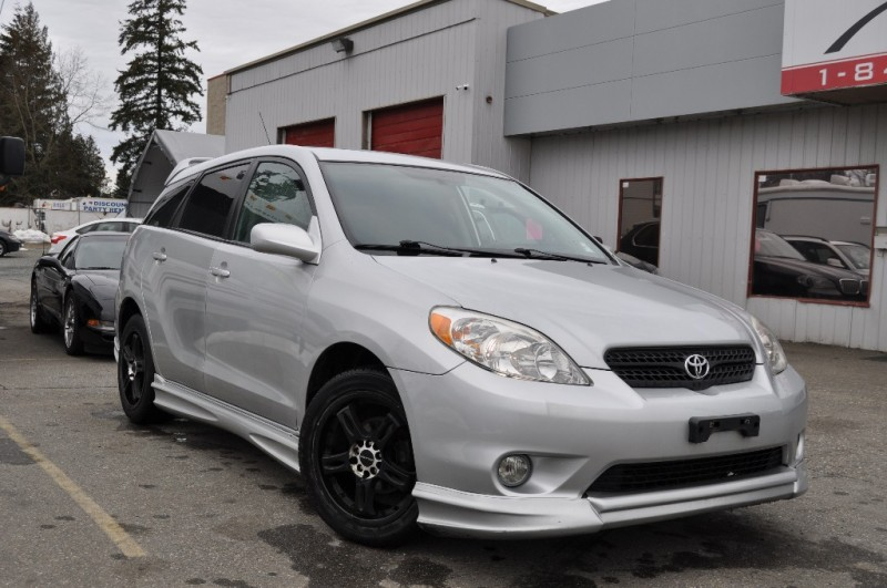 2005 Toyota Matrix -- BC ONLY!
