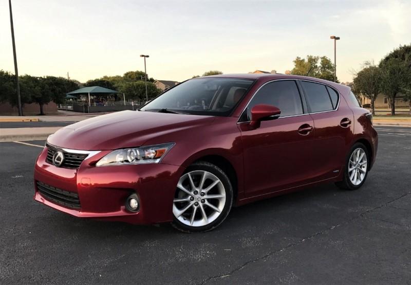 Lexus CT 200h 2011 price $8,995
