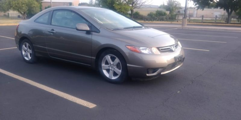 Honda Civic Cpe 2008 price $4,295
