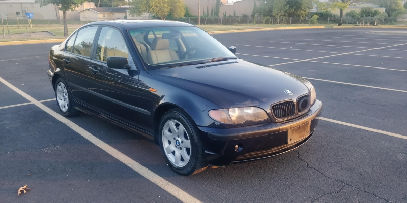 BMW 3-Series 2005 price $3,295