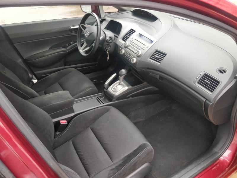 Honda Civic Sedan 2009 price $4,500
