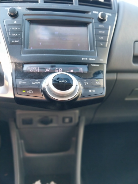 Toyota Prius v 2013 price $6,995