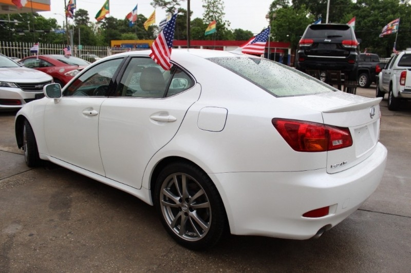 2008 Lexus Is 250 4dr Sport Sdn Man Rwd Inventory Auto