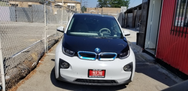 2014 BMW i3