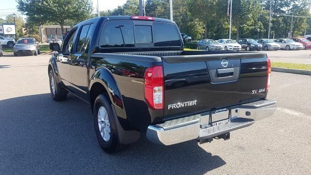 Nissan Frontier 2018 price $22,995