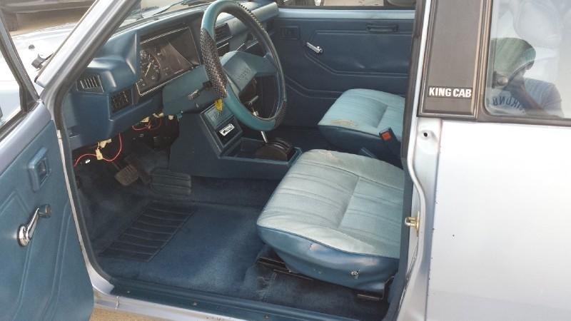 1985 Nissan Pickup King Cab 5 Spd Inventory Azteca