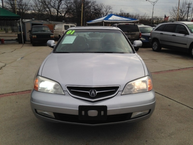 2001 acura cl 3.2 type s vsa light
