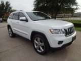 Jeep Grand Cherokee Overland Hemi Fully Loaded 2013