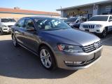 Volkswagen Passat TDI SEL Premium Navigation 2013