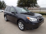 Subaru Forester Limited Leather Nav Sunroof 2015
