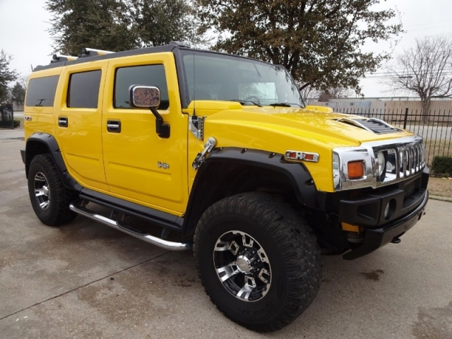 2005 Hummer H2 SUV 3rd Seat
