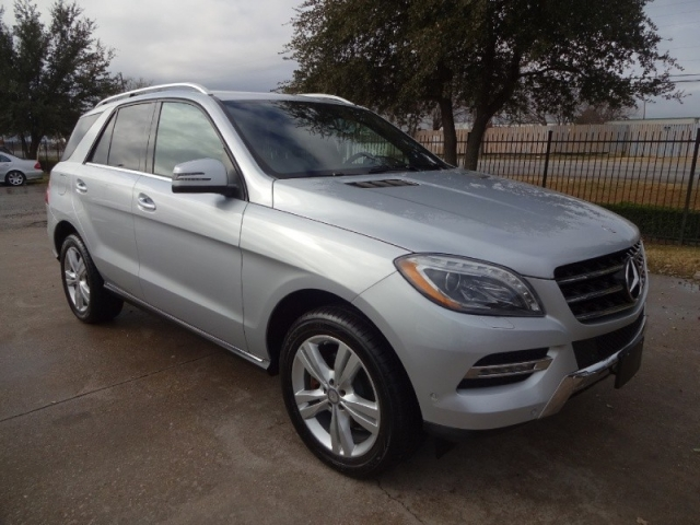 2013 Mercedes-Benz ML350 4MATIC BlueTEC Diesel