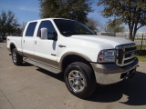 Ford F250 King Ranch Crew Diesel 4WD 2006