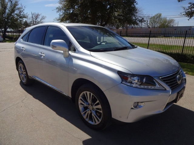 2013 Lexus RX450 Hybrid Loaded