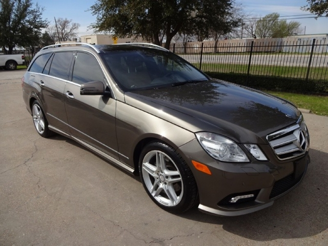 2011 Mercedes-Benz E350 Wagon 4MATIC Navigation