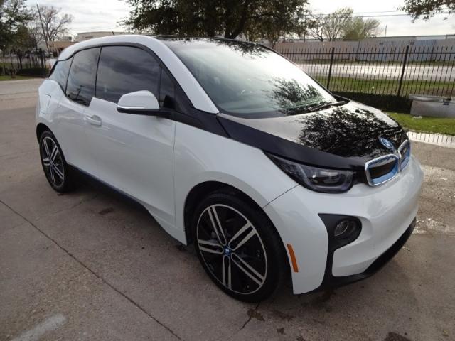 2014 BMW i3 Tera World