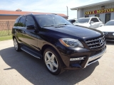 Mercedes-Benz ML550 4MATIC AMG Pkg 2014