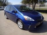 Toyota Prius V Navigation 2012