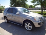 Mercedes-Benz ML350 4MATIC 2008
