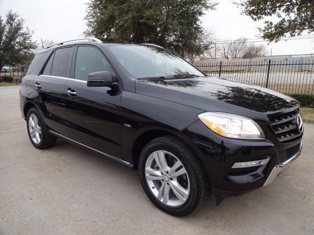 2012 Mercedes-Benz ML350 4MATIC BlueTEC