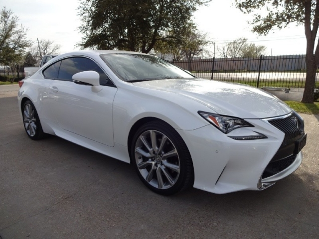 2015 Lexus RC 350 Coupe Loaded
