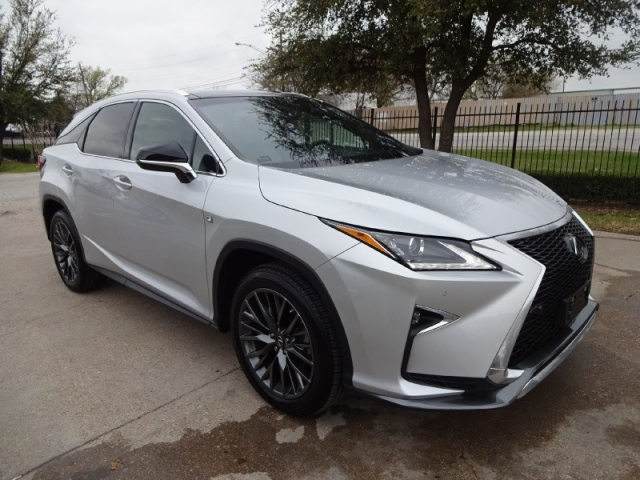 2016 Lexus RX350 F Sport Panoramic AWD