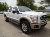 Ford F250 King Ranch Crew Diesel 4WD 2013