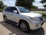 Lexus LX570 Loaded NAV TV/DVD 2011