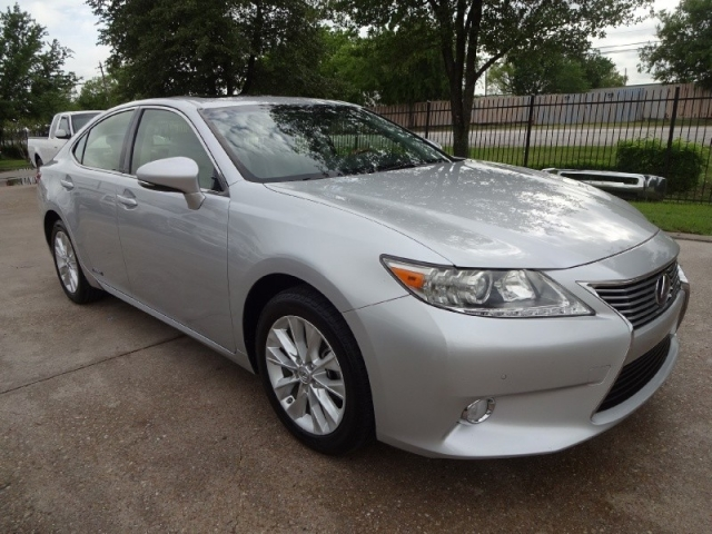 2013 Lexus ES 300h Fully Loaded Certified