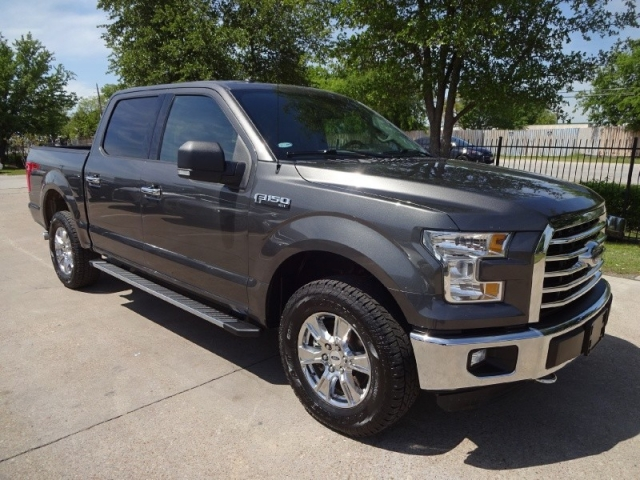 2016 Ford F150 XLT FX4 4WD