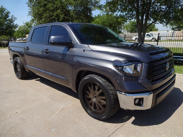 2015 Toyota Tundra Crew TRD SuperCharged