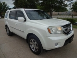 Honda Pilot Touring NAV TV/DVD 2011