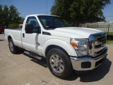 Ford F250 Regular Cab Diesel 2WD 2014