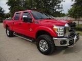 Ford F250 XLT Crew Diesel FX4 4X4 2012