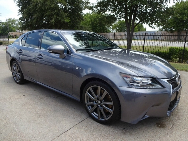 2015 Lexus GS350 Crafted Line F Sport Loaded
