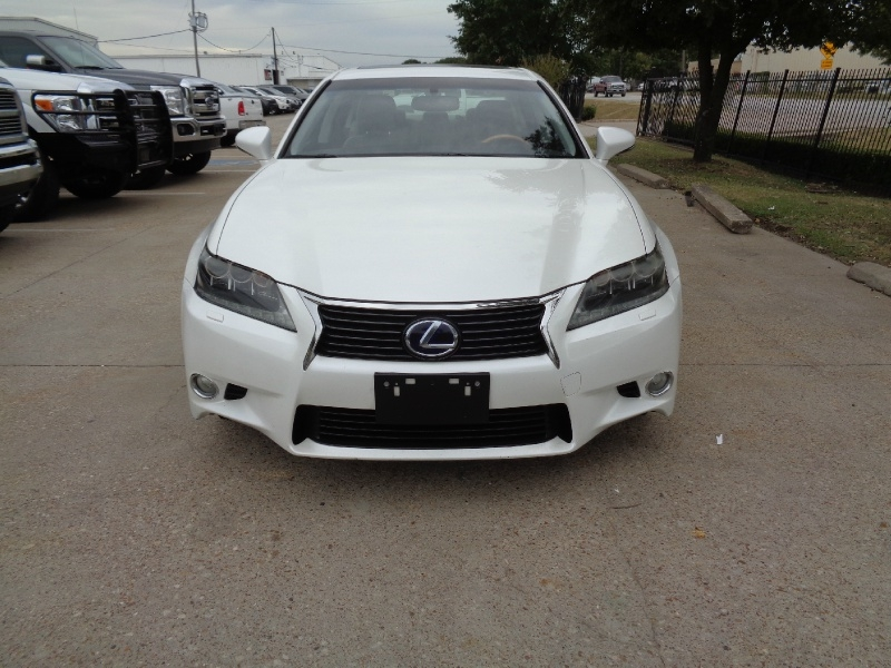 Lexus GS 450h Navigation Loaded 2013 price $14,995