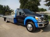Ford F550 Rollback Tow Truck JERR-DAN Bed 2015