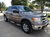 Ford F150 XLT SuperCrew 4WD 2014