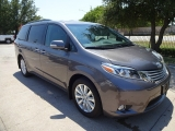 Toyota Sienna Limited AWD Navigation 2017