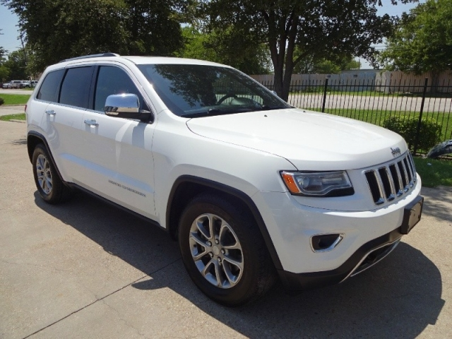 2014 Jeep Grand Cherokee Limited Diesel 4WD